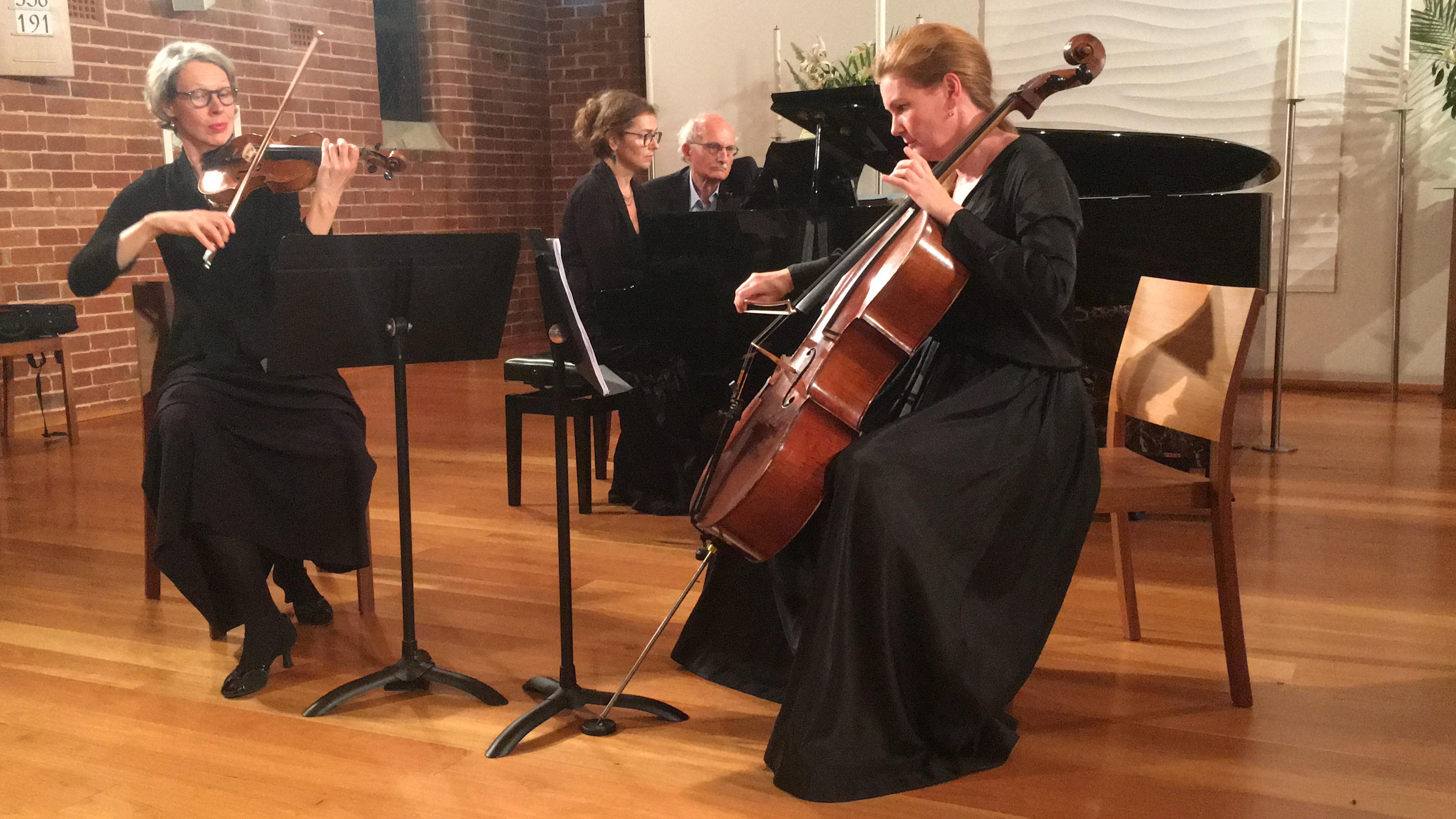 Heiemarie Wiesner Fremantle Chamber Orchestra, Australien